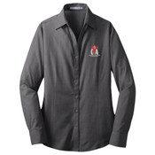 CTA - Ladies Crosshatch Easy Care Shirt